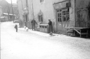 côté rue plus ancien