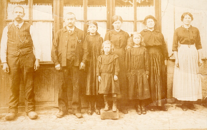 famille cassagnes